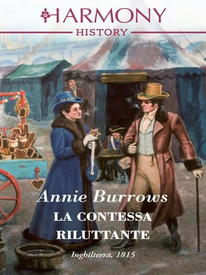 cover image of La contessa riluttante