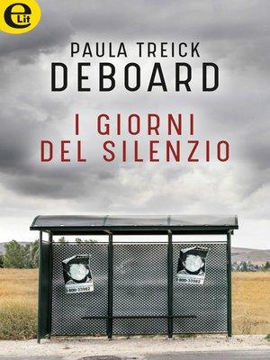 cover image of I giorni del silenzio
