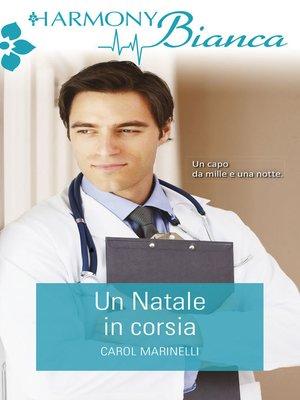 cover image of Un Natale in corsia