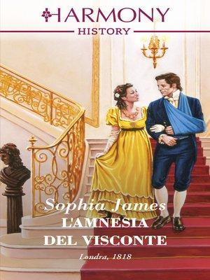 cover image of L'amnesia del visconte