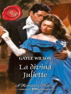 cover image of La divina juliette