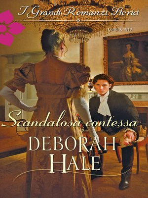 cover image of Scandalosa contessa