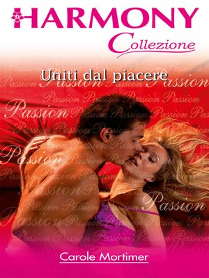 cover image of Uniti dal piacere