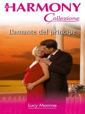 cover image of L'amante del principe