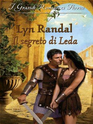 cover image of Il segreto di Leda