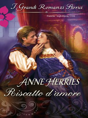 cover image of Riscatto d'amore