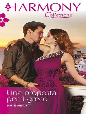 cover image of Una proposta per il greco
