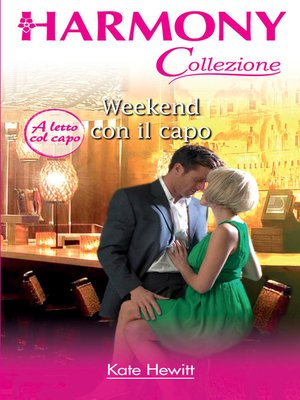 cover image of Weekend con il capo