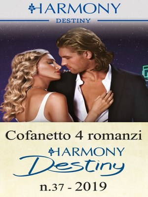 cover image of Cofanetto 4 Harmony Destiny n.37/2019