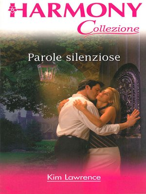 cover image of Parole silenziose