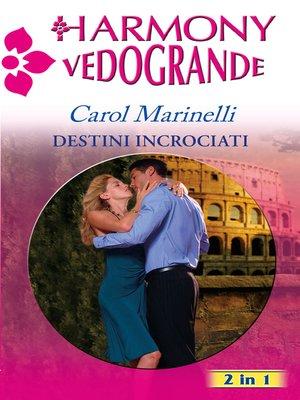 cover image of Destini incrociati