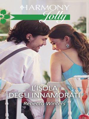 cover image of L'isola degli innamorati