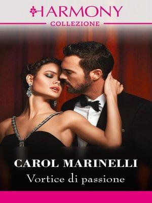 cover image of Vortice di passione