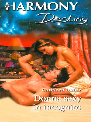 cover image of Donna sexy in incognito