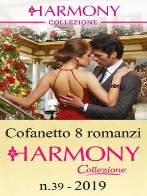 cover image of Cofanetto 8 Harmony Collezione n.39/2019