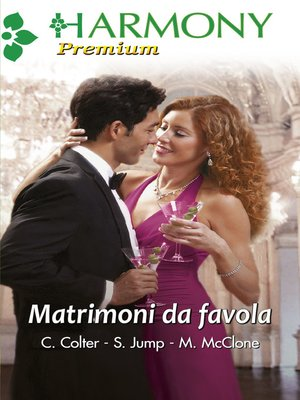 cover image of Matrimoni da favola