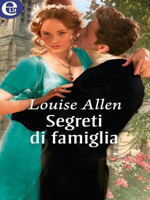 cover image of Segreti di famiglia