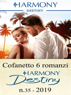 cover image of Cofanetto 6 Harmony Destiny n.35/2019