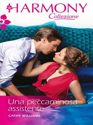 cover image of Una peccaminosa assistente