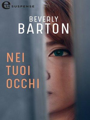 cover image of Nei tuoi occhi