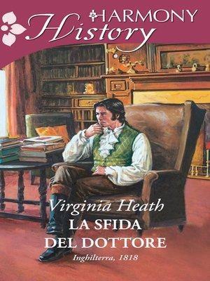 cover image of La sfida del dottore