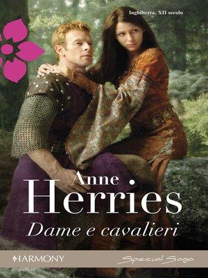 cover image of Dame e cavalieri