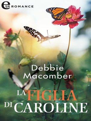 cover image of La figlia di Caroline