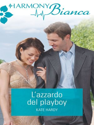 cover image of L'azzardo del playboy