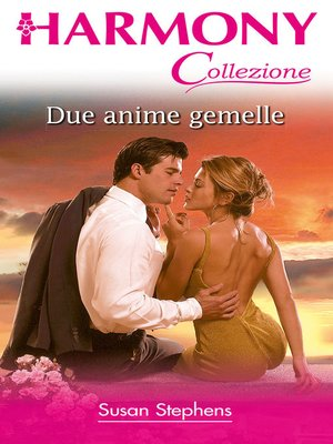 cover image of Due anime gemelle