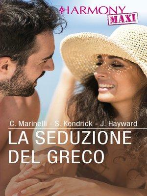 cover image of La seduzione del greco