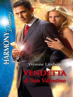 cover image of Vendetta di San Valentino