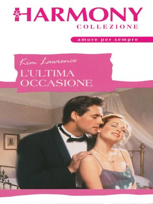 cover image of L'ultima occasione