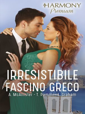 cover image of Irresistibile fascino greco