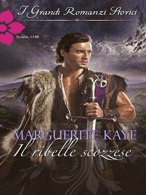 cover image of Il ribelle scozzese