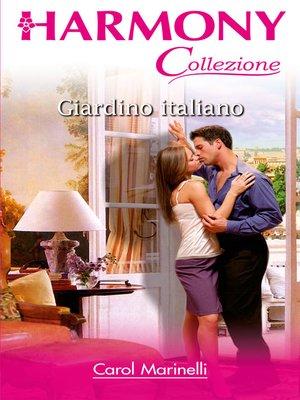 cover image of Giardino italiano