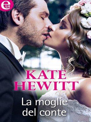 cover image of La moglie del conte