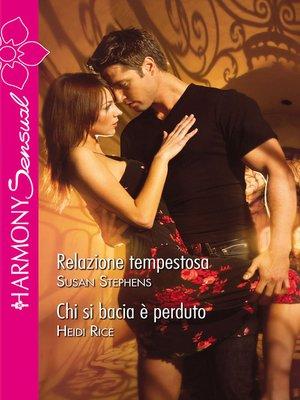 cover image of Relazione tempestosa