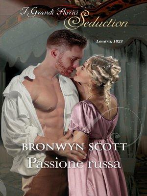 cover image of Passione russa