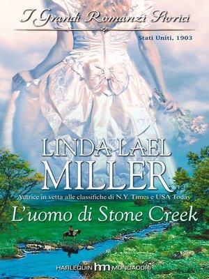 cover image of L'uomo di stone creek