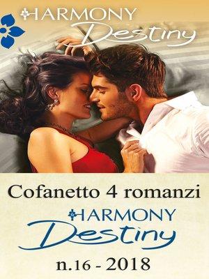 cover image of Cofanetto 4 Harmony Destiny n.16/2018