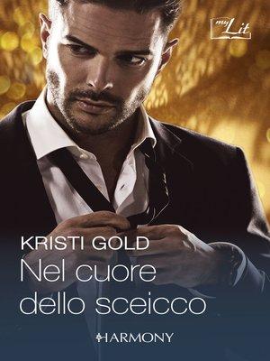 cover image of Nel cuore dello sceicco