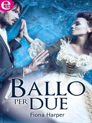 cover image of Ballo per due