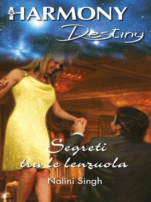 cover image of Segreti tra le lenzuola