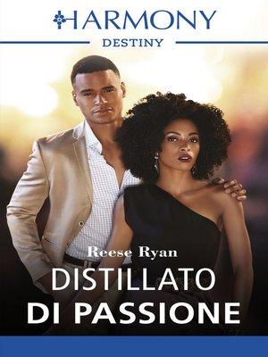 cover image of Distillato di passione