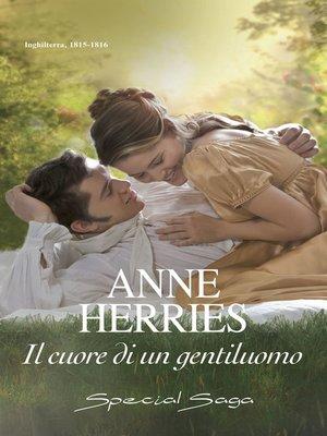 cover image of Il cuore di un gentiluomo
