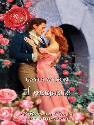 cover image of Il magnate