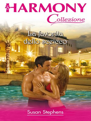 cover image of La favorita dello sceicco