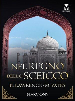 cover image of Nel regno dello sceicco