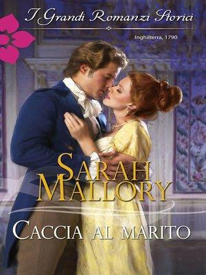 cover image of Caccia al marito