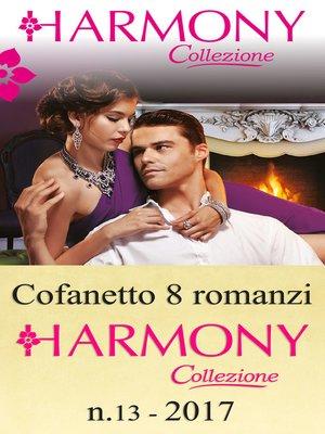 cover image of Cofanetto 8 romanzi Harmony Collezione--13